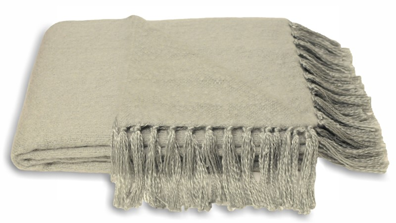 Chiltern Throw - Grey