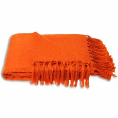 Chiltern Throw - Orange