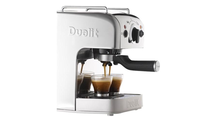 Dualit 3 In 1 Coffee Machine