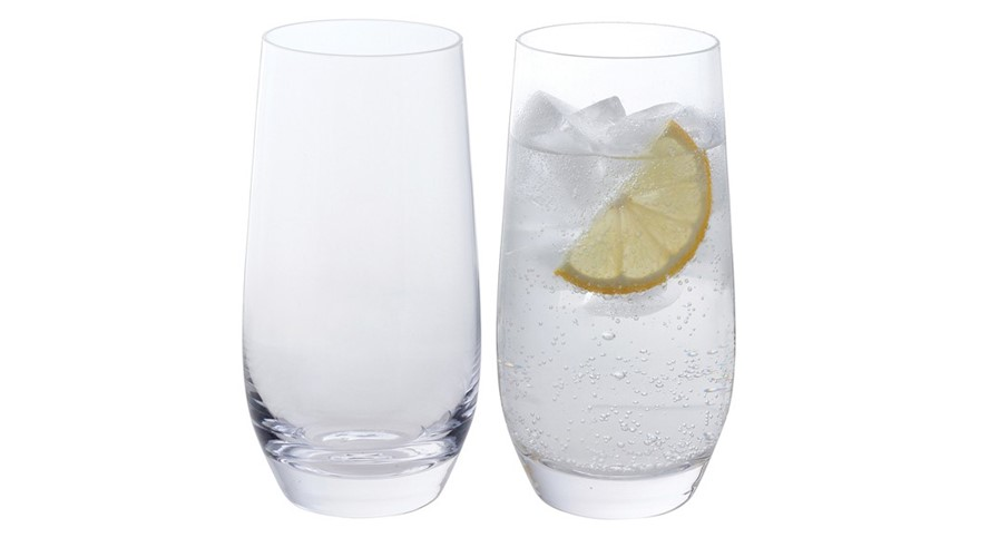 Dartington Wine & Bar Highball Glasses (Set of 2)