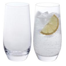Dartington Wine & Bar Highball Glasses (Set of 2)