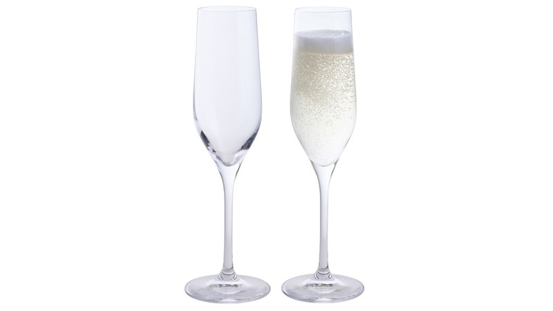 Dartington Wine & Bar Champagne Flutes (Set of 2)
