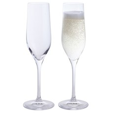 Dartington Wine & Bar Champagne Flutes (Set of 2)