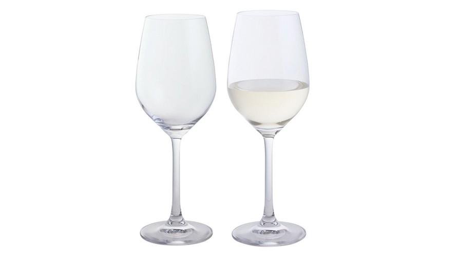 Dartington Wine & Bar White Wine Glasses (Set of 2)