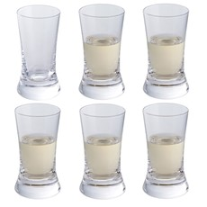 Dartington Wine & Bar Shot Glasses (Set of 6)