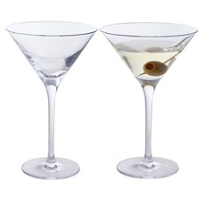 Dartington Wine & Bar Martini Glasses (Set of 2)