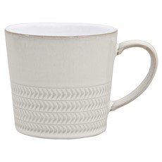 Denby Natural Canvas Textured Large Mug