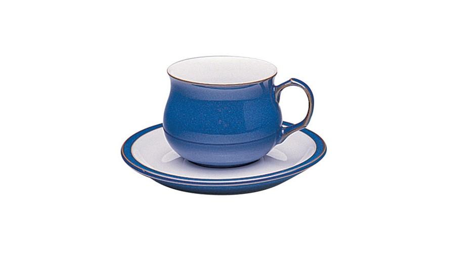 Denby Imperial Blue Teacup