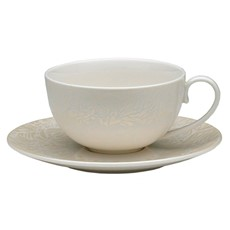 Monsoon Lucille Gold Tea Saucer
