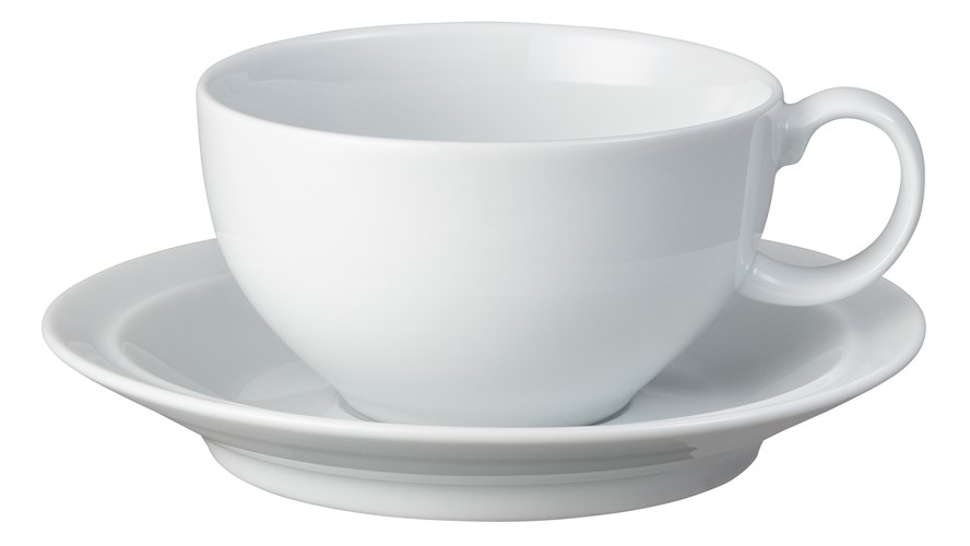 White by Denby Tea Saucer
