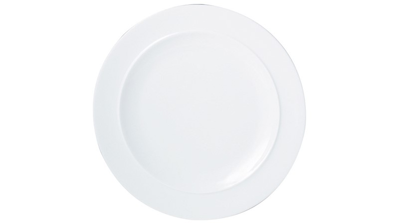 White by Denby Dinner Plate