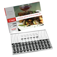 Judge Sabatier 12 Piece Steak Knife Set