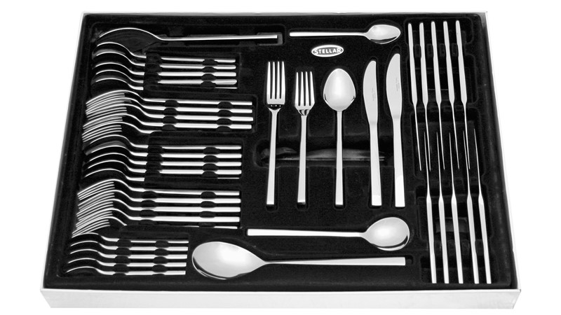 Stellar James Martin 44 Piece Cutlery Set