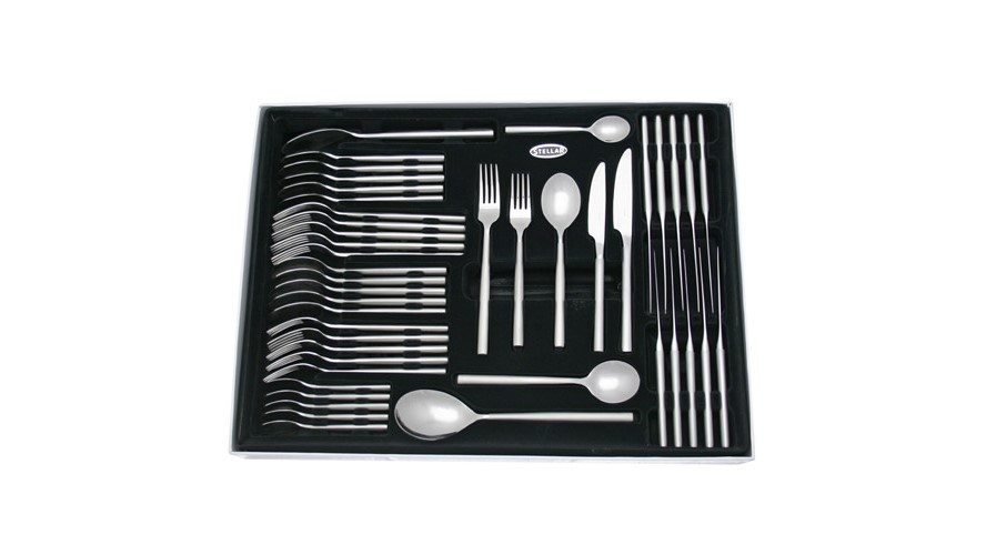Judge Durham 44 Piece Cutlery Set