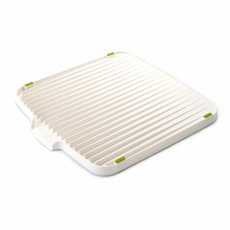 Joseph Joseph Flip Double-Sided Draining Board - White & Green