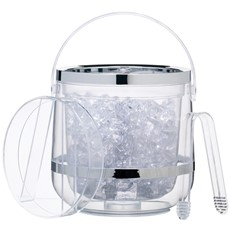 Kitchencraft Bar Craft Acrylic Double Walled Insulated Ice Bucket