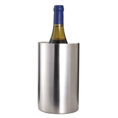 Kitchencraft Bar Craft Stainless Steel Double Walled Wine Cooler
