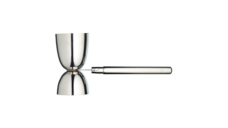 Luxe Stainless Steel Double Jigger
