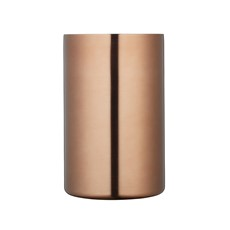 Kitchencraft Bar Craft Doublewall Wine Cooler - Copper Finish
