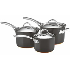 Anolon Nouvelle 3 Piece Pot Set