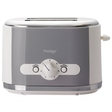 Prestige 2 Slice Toaster - Pebble