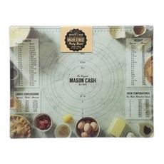 Mason Cash Baker Lane Glass Pastry Board