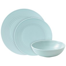 Gordon Ramsay Maze Blue 12 Piece Dinner Set