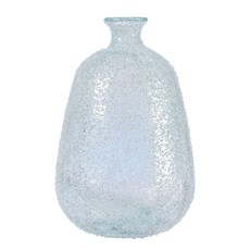 Recycled Glass Bottle - Clear Ice