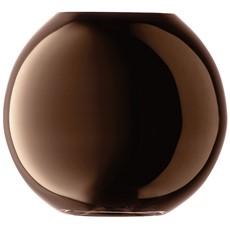 LSA Polka 16cm Vase - Copper