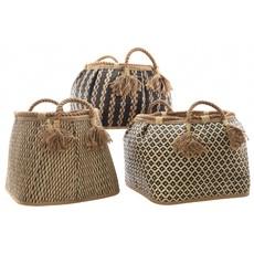 Sea Grass Basket - Assorted Designs