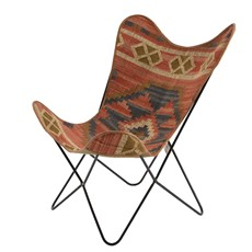 Jute Butterfly Chair