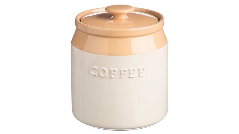 Mason Cash Cane Coffee Jar