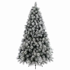 Snowy Vancouver Mixed Pine Tree - White