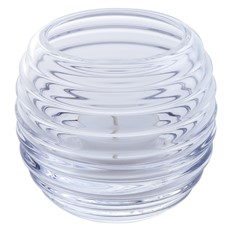 Beehive Tealight Holder - Clear