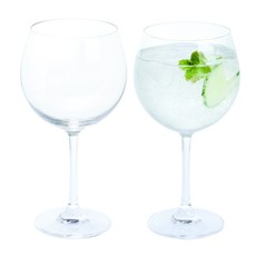 Dartington Wine & Bar Copa Gin & Tonic Glasses (Set of 2)