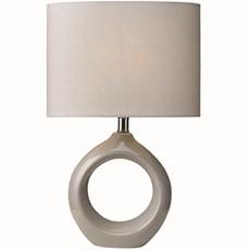 Lottie Table Lamp - Soft Grey