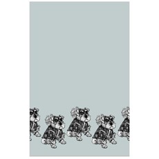 Gillian Kyle Hamish Tea Towel