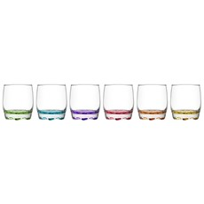 LAV Adora Short Tumbler Glass (Set of 6)