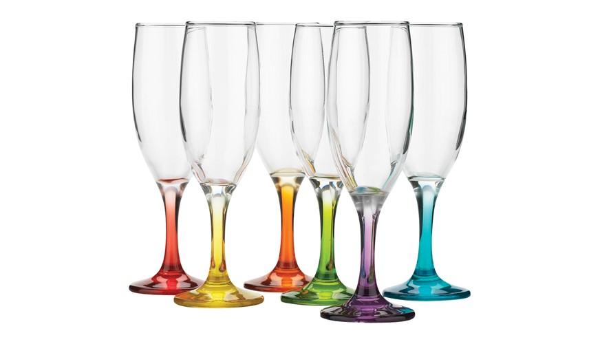 LAV Fame Champagne Flute (Set of 6)