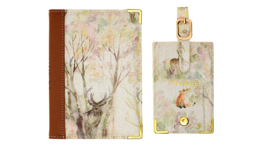 Voyage Enchanted Forest Travel Set (Set of 2)