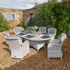 Buckingham Garden Dining Set