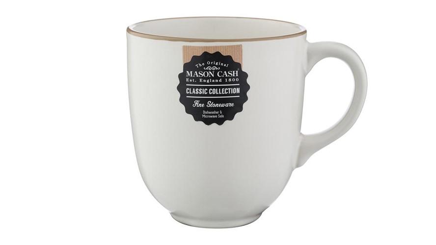 Mason Cash Classic Collection Mug - Cream