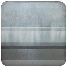 Denby Colours Grey Coasters - 6 Piece