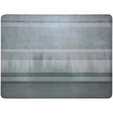 Denby Colours Grey Placemats - 6 Piece