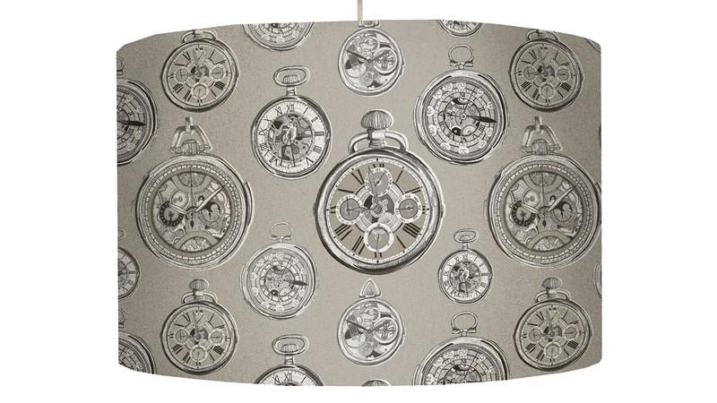Voyage Contra Eva 46cm Pendant - Pocket Watch Sepia