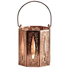 Alhambra Copper Lantern