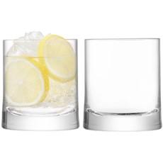 LSA Gin Tumbler (Set of 2) - Clear
