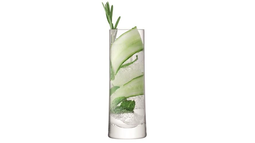LSA Gin Highball (Set of 2) - Clear