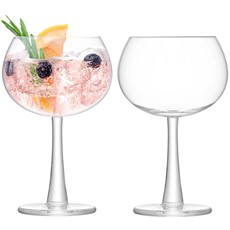 LSA Gin Balloon Glass (Set of 2) - Clear