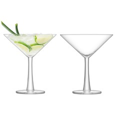 LSA Gin Cocktail Glass (Set of 2) - Clear